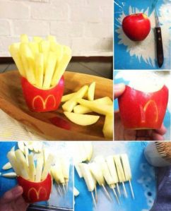 Pommes-Apfel